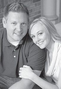 Brittany Belzung and Joshua Rose