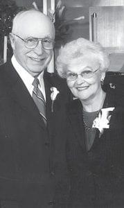 Mr. and Mrs. Walter Praet
