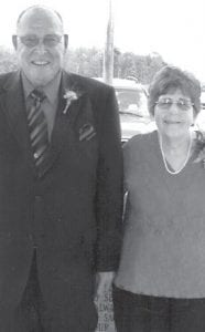 Mr. and Mrs. Kenneth Rufenacht