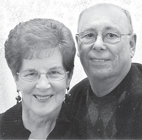 Mr. and Mrs. Larry Short