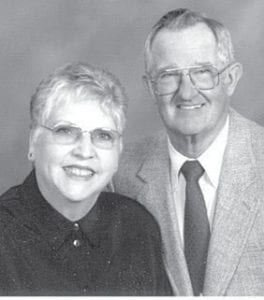 Mr. and Mrs. Wayne Newman