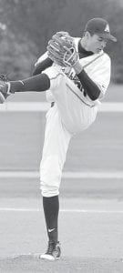 Taylor Price went 1-1 on the mound last week, and stands 3-1 on the season.– photo by Mario Gomez
