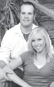 Amanda Kern and Adam Meyer