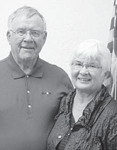 Jim and Nancy Archbold