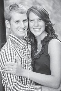 Kendra Aeschliman and Tim Nofziger