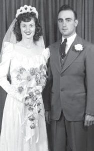 Mr. and Mrs. Jay Beck
