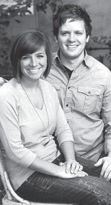 Courtney Wyse and Alex Stuckey