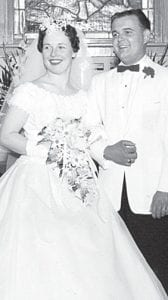 Mr. and Mrs. Larry Nofziger