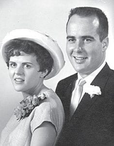 Mr. and Mrs. Lowell Yoder