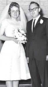 Mr. and Mrs. Roger LaPlante