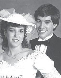 Mr. and Mrs. Les Fredrick