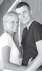 Jodi Spotts and Eric Brown