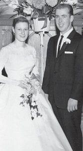 Mr. and Mrs. Elvin Horst