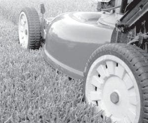 Make sure your lawn mower is stored correctly for the winter.