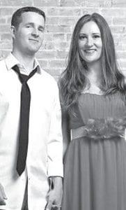 Melissa Ballmer and Jason Harper