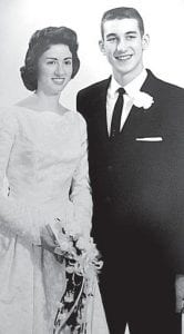 Mr. and Mrs. Merle Beck