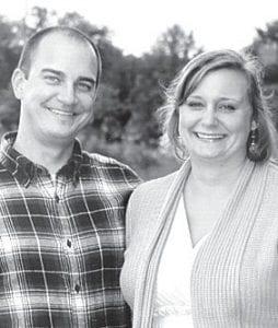 Sara Heatwole and Jason Gorr