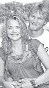 Anna Ridley and Seth Wiechers
