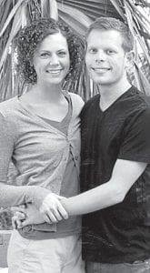 Rachel Metzger and Levi Stuckey