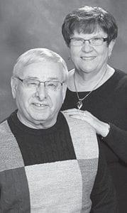 Mr. and Mrs. Dorwin Nofziger