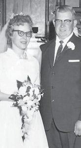 Mr. and Mrs. Delbert Nagel