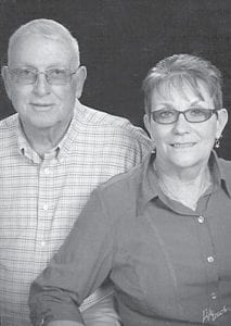 Mr. and Mrs. Larry Grime