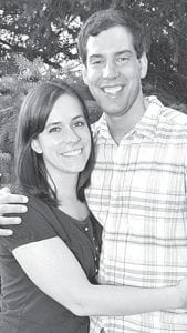 Kayla Short and Bryan Stine