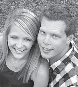 Sarah Stuckey and Logan Stuckey