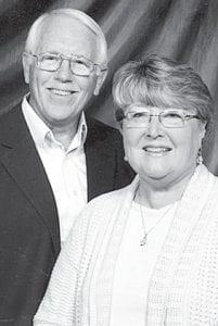 Mr. and Mrs. Bill Barnhart