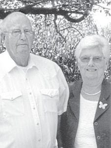 Mr. and Mrs. Jim Short
