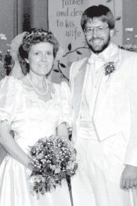 Mr. and Mrs. Curt Eicher
