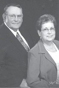 Mr. and Mrs. Norman Garrow