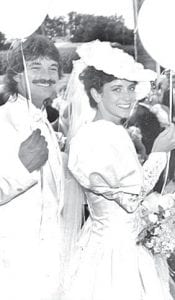 Mr. and Mrs. Roger Norden