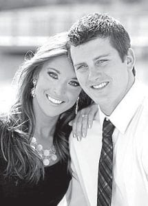 Stacy Young and Eric Lammers