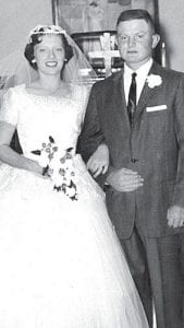 Mr. and Mrs. Lowell Walther