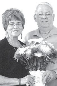 Mr. and Mrs. Ron Wyse