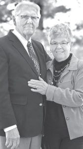 Mr. and Mrs. Bill Grieser
