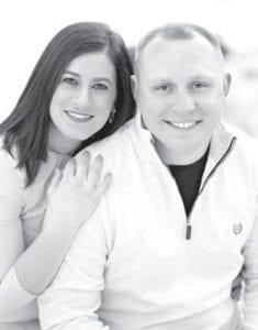 Nicole Nofziger and Joe Danielak