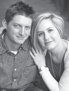 Lauren Ruffer and James Riter, Jr.
