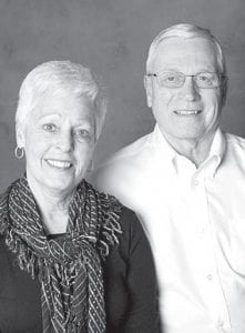 Mr. and Mrs. Bill Bostelman