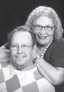 Mr. and Mrs. Larry Miller