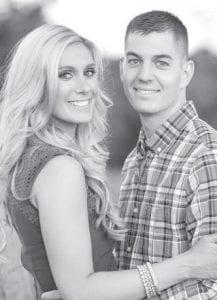 Kara Goldsmith and Travis Lankford