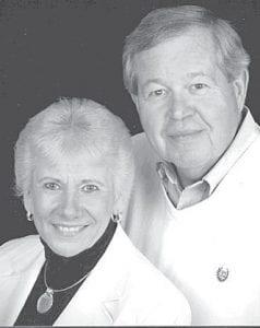 Mr. and Mrs. Phillip Kauffman