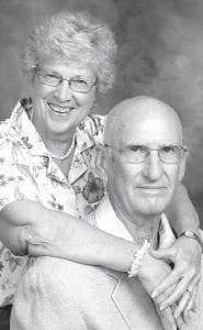 Mr. and Mrs. Carl Lechlitner