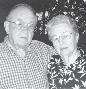 Mr. and Mrs. Charles Gautsche