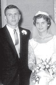 Mr. and Mrs. Ed Yoder