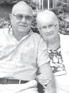 Mr. and Mrs. Harlen Lawrence