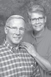 Mr. and Mrs. Howard Warncke