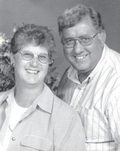 Mr. and Mrs. Robert DeVries