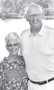 Mr. and Mrs. Ron Stevens